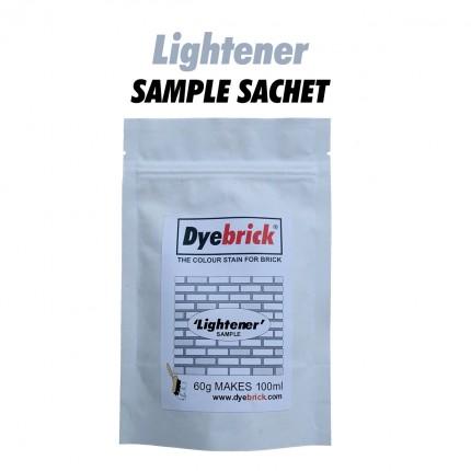 Lightener Sample Sachet
