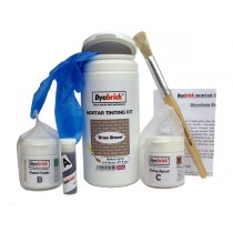 Mortar Tinting Kit
