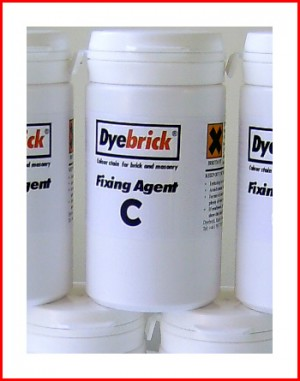 Dyebrick Fixing Agent