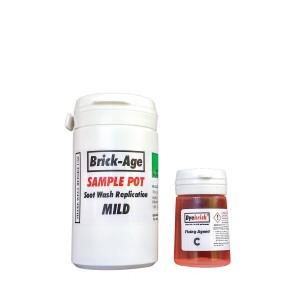Brick-Age Sample Pot